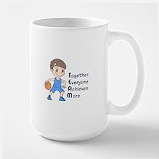 BASKETBALL TEAM Mugs