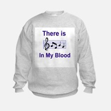 There is music in my blood Jumpers