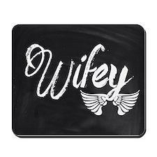 cute Wifey Mousepad
