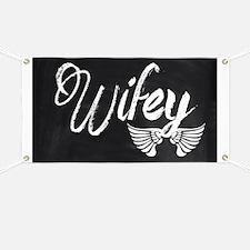 Vintage Wifey Banner