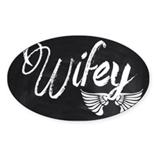 Vintage Wifey Decal