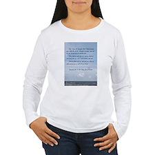 Jeremiah 29 Promise Long Sleeve T-Shirt