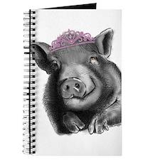 Princess lucy the wonder pig Journal