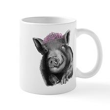 Princess lucy the wonder pig Mugs