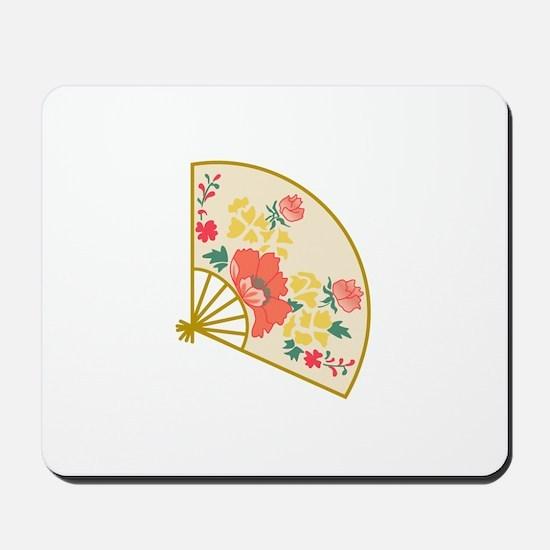 JAPANESE FAN Mousepad