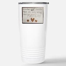 Unique Cup Travel Mug