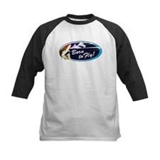 Born To Fly Baseball Jersey