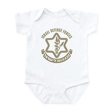 Israel Defense Forces (IDF) Infant Bodysuit