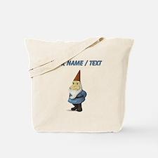 Custom Garden Gnome Tote Bag