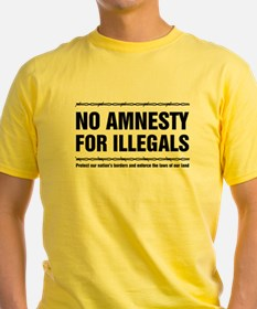 No Amnesty for Illegals T