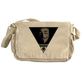 Illuminati Messenger Bag