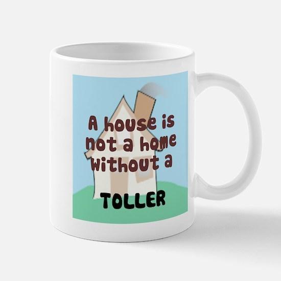 Toller Home Mug