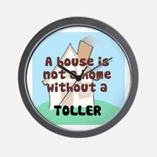 Toller Home Wall Clock