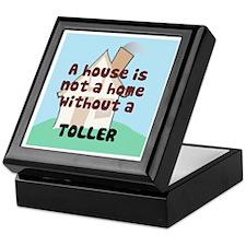 Toller Home Keepsake Box