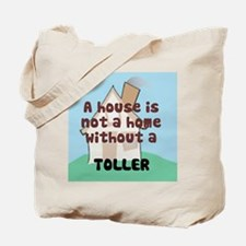 Toller Home Tote Bag
