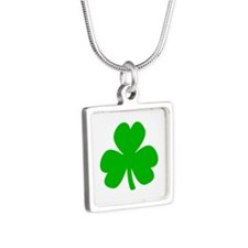 Three Leaf Clover Necklaces
