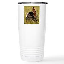 Cute Turkey bird Travel Mug
