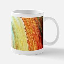 Color Swirl Mugs