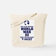 WW3 Tote Bag