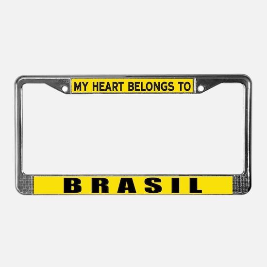 co-u-proud.png License Plate Frame