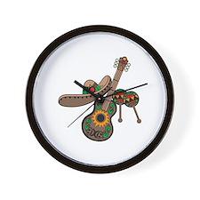 LATIN MUSIC Wall Clock