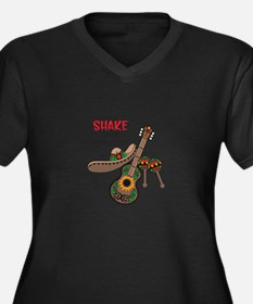 SHAKE YOUR MARACAS Plus Size T-Shirt