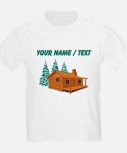 Custom Cabin In The Woods T-Shirt