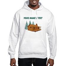 Custom Cabin In The Woods Hoodie