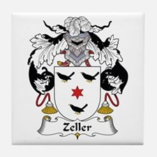 Zeller Tile Coaster