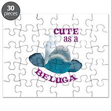 CUTE AS A BELUGA Puzzle