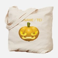 Custom Jackolantern Tote Bag