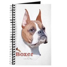 Boxer (Cropped) Journal