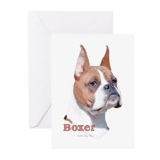 Boxer (Cropped) NoteCards (6)