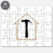 HOUSE AND HAMMER Puzzle