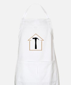 HOUSE AND HAMMER Apron