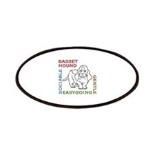 BASSET HOUND TRAITS Patches