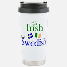 Cute Sweden Travel Mug