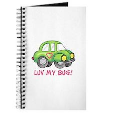 LUV MY BUG Journal
