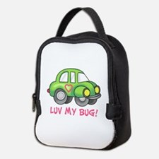 LUV MY BUG Neoprene Lunch Bag