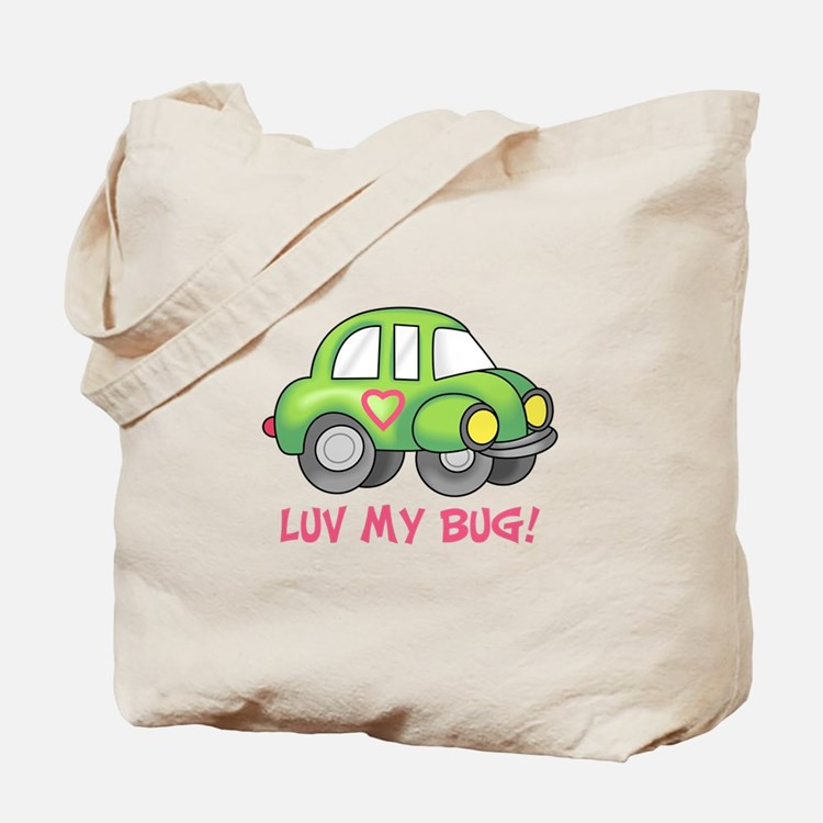 LUV MY BUG Tote Bag