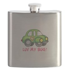LUV MY BUG Flask