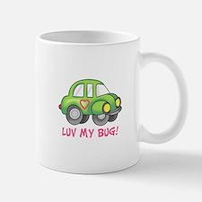 LUV MY BUG Mugs