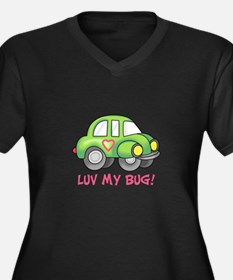 LUV MY BUG Plus Size T-Shirt