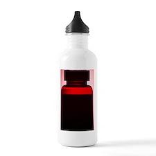 Vitamin pill bottle si Water Bottle