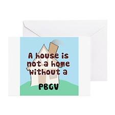 PBGV Home Greeting Cards (Pk of 10)