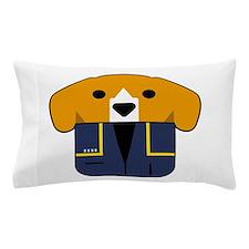 Captain Porthos Pillow Case