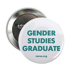 "Gender Studies Graduate 2.25"" Button"