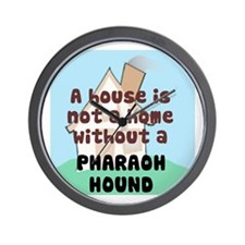Pharaoh Home Wall Clock