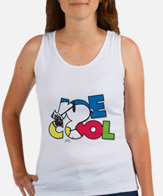 Snoopy Joe Cool Women's Tank Top