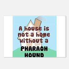 Pharaoh Home Postcards (Package of 8)